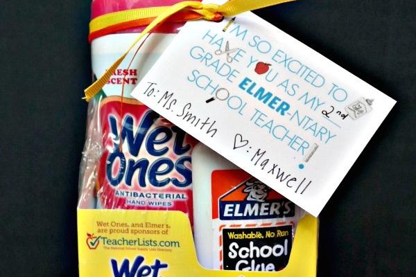 First Day Teacher gift