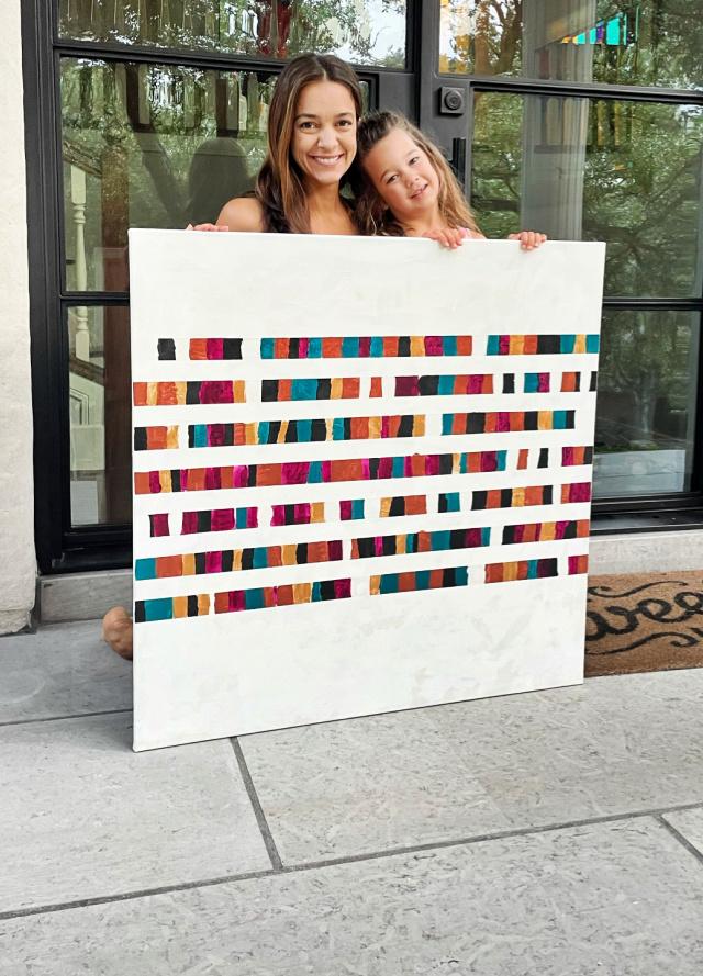 Együttműködő festészet